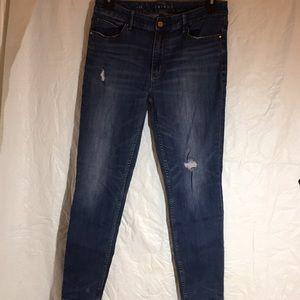 Size 12 White House Black Market Skinny Jeans